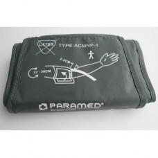 Манжета Paramed универсальная для автоматических, полуавтоматических и механических тонометров (Palm) Размер 22-36 см 1658008 (6523654789687)