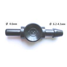 Переходник (коннектор) прямой для автоматических и полуавтоматических тонометров