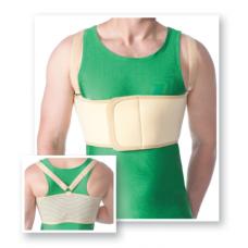 Бандаж для фиксации грудной клетки (мужской) (Арт. 4301)