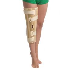 Бандаж MedTextile 6112 на коленный сустав с ребрами жесткости с усиленной фиксацией (ТУТОР) MedTextile (S обхват колена 28-33см)