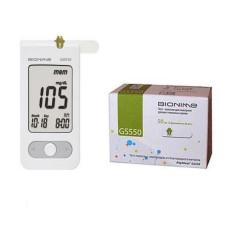 Глюкометр Bionime Rightest GM 550 + 50 тест-полосок