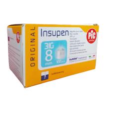 Стерильные иголки INSUPEN для инсулиновых ручек, 31G*8мм(0,25*8мм) 100шт. 8058090004400
