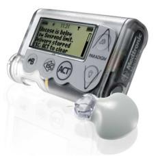 Помпа инсулиновая Medtronic Paradigm VEO ММТ 754 на русском языке (Медтроник Минимед Парадигм Вео) в комплекте с минилинком США