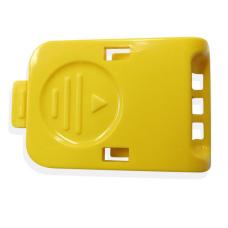Крышка фильтров для небулайзера Omron NE-C801Kids и NE-C801 (желтая) 960139
