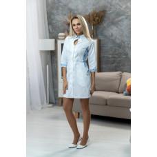 Медицинская Одежда - халат Лотос