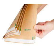 Крафт пакеты для паровой и воздушной стерилизации, 100х200 мм, 100 шт