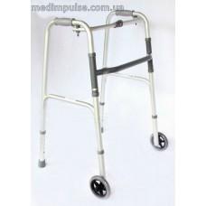 Ходунки на колесиках. Модель OSD - MSI - 91010 F (Италия)