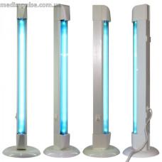Облучатель бактерицидный бытовой (лампа) OBB 15P-METAL OZONE (4820174341121)