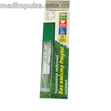 Термометр медицинский стеклянный безртутный Paramed