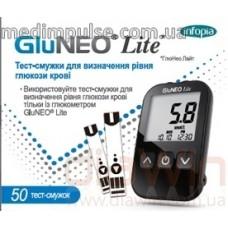 Тест - полоски GluNeo Lite (ГлюНео Лайт)