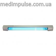 Облучатель бактерицидный бытовой (лампа) OBB 15S OZONE FREE c батерицидной безозоновой лампой