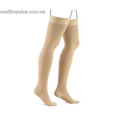 Компрессионные чулки (закрытый носок) ІІІ класс компрессии (арт. К211) бежевый