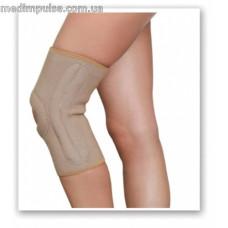 Бандаж MedTextile 6111 на коленный сустав с ребрами жесткости