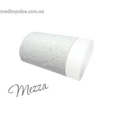Ортопедическая подушка универсальная (форма полувалика) Mezza (арт. P401) 350 x 200 x 100 мм