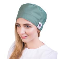 Медицинская шапочка оливковая