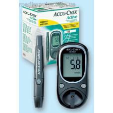 Глюкометр Accu-Chek Active - прибор для измерения уровня глюкозы Акку-Чек Актив. Простой, точный, безопасный.