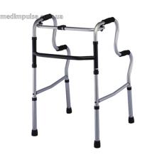 Складные двухуровневые алюминиевые ходуноки без колес (арт. KY962L)
