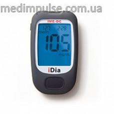 Глюкометр IME-DC iDia +тест полоски №50 IME-DC iDia (Германия)