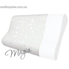 Ортопедическая подушка повышенного комфорта (форма волны) Magia (арт. P104) 605 x 340 x 90 мм