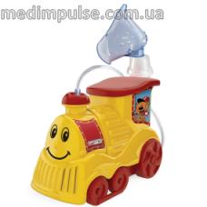 Ингалятор компрессорный для детей и взрослых Dr.Frei Turbo Train !!НОВИНКА в небулайзерах!!
