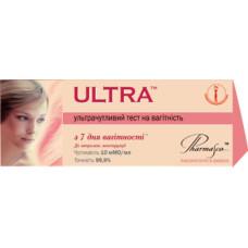 ULTRA - Ультрачувствительный тест для определения беременности