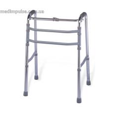 Шагающий алюминиевый ходунок без колес (арт. KY915L)