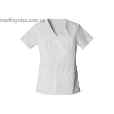 Женская медицинская футболка 2968 WHTS