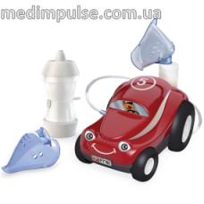 Ингалятор компрессорный для детей Dr.Frei Turbo Car - небулайзер в форме детской машинки