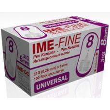 Универсальные иглы IME-Fine 8.0