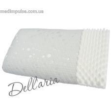 Ортопедическая подушка повышенного комфорта с охлаждающим эффектом (классическая форма) Dell aaria (арт. P202-AIR) 620 x 340 x 100 мм