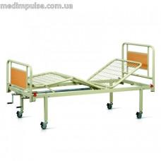 Кровать медицинская (три секции, металлическая) OSD-94V+90V+матрас