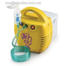 Небулайзер Little Doctor LD-211C желтый - компрессорный ингалятор для детей и взрослых! (8887786800367)