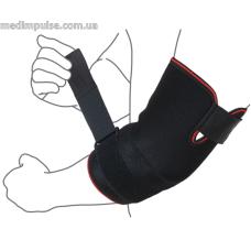Бандаж на локтевой сустав (с дополнительной фиксацией) ReMed R9203 чёрный