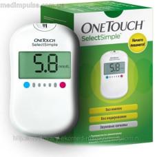 Глюкометр (Ван тач) OneTouch Select Simple