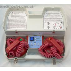 Дефибриллятор ДКИ-Н-02 Ст. стабилизированный портативный дефибриллятор с встроенным аккумулятором
