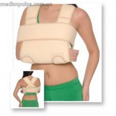 Бандаж на плечевой сустав согревающий (повязка Дезо) АРТ. 8011