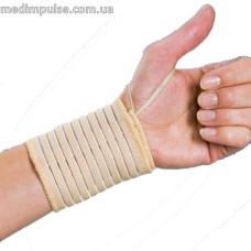 Бандаж MedTextile 8502 на лучезапястный сустав эластичный люкс