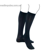 Компрессионные носки (для туризма, спорта и отдыха) ІІ класс компрессии (23-32mmHg) (арт. К511) чёрный