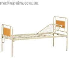 Кровать металлическая механическая (2 секции) OSD-93V