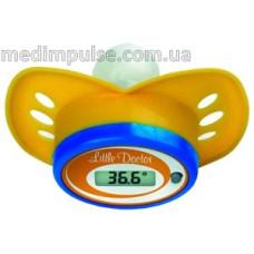 Термометр-соска электронный Little Doctor LD-303 - разработано с любовью для наших малышей!