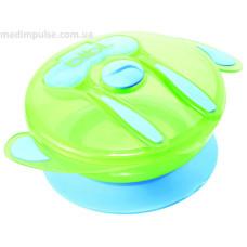 Набор детской посуды Bibi (синий)
