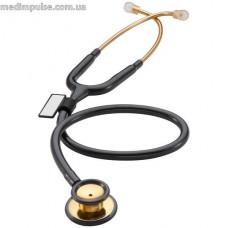 """Золотой стетофонендоскоп """"ER Premier™"""" 797DDK покрытый 24 каратным золотом"""