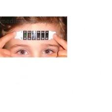 Термометр детский на лоб многоразовый wd01 - измерит температуру за 15 секунд!!!