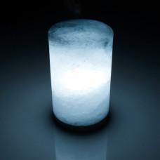 Соляная лампа SALTKEY CANDLE Blue (Свеча) 4,5 кг