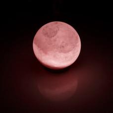 Соляная лампа SALTKEY BALL Red (Шар) 7-8 кг