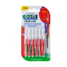 Зубная щетка межзубная GUM TravLer 0.8 мм 6 шт