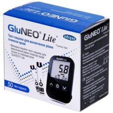 Тест - полоски GluNeo Lite (ГлюНео Лайт) 50 шт (8809115906847)