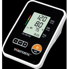 Тонометр автоматический Diagnostic DM-300 IHB. Термометр в подарок!