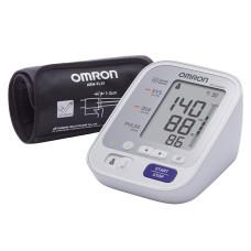 Тонометр автоматический OMRON M3 Comfort (HEM-7134-E) с уникальной манжетой Intelli Wrap+ адаптер S